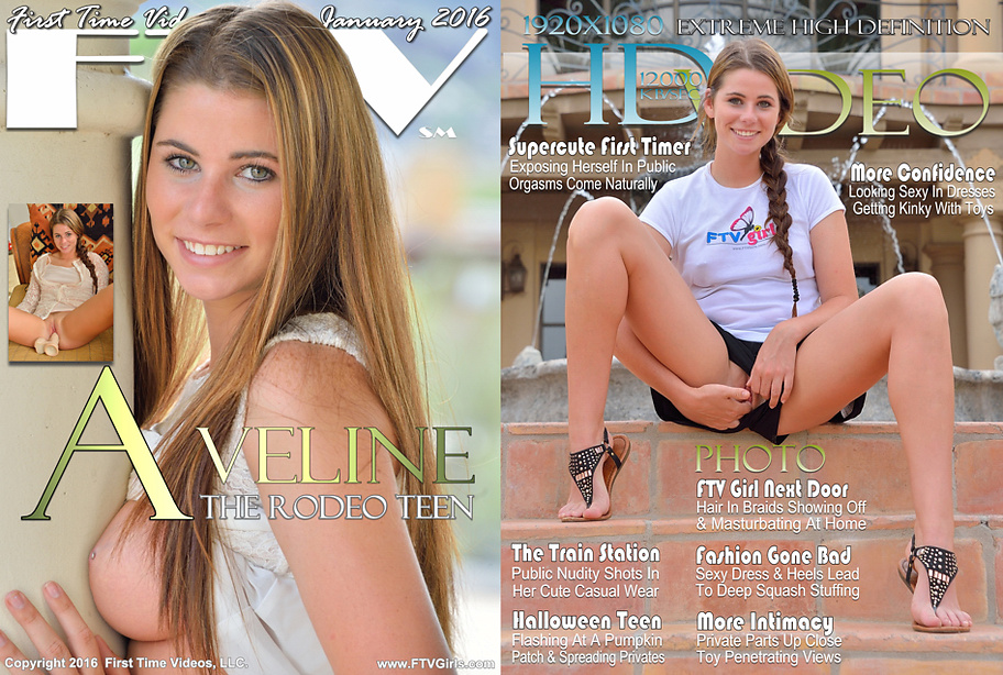 FTV Girls Aveline (January 2016)