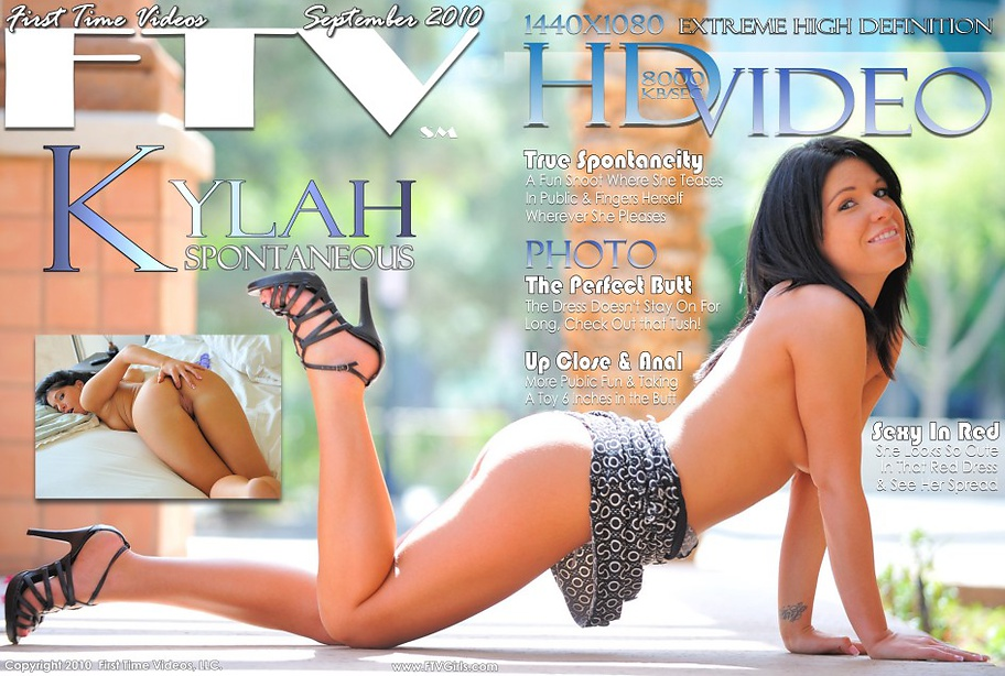 FTV Girl Kylah (September 2010)