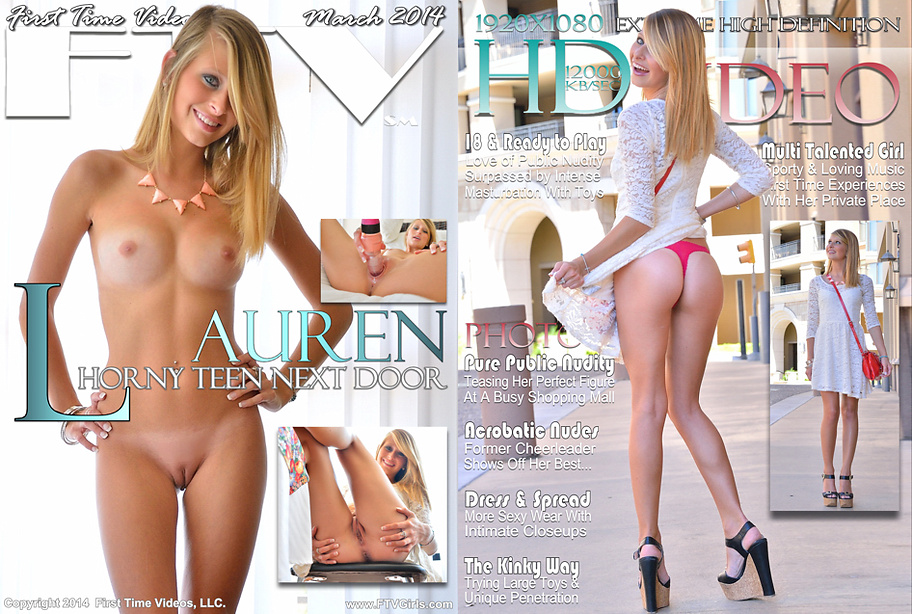 FTV Girls Lauren (March 2014)