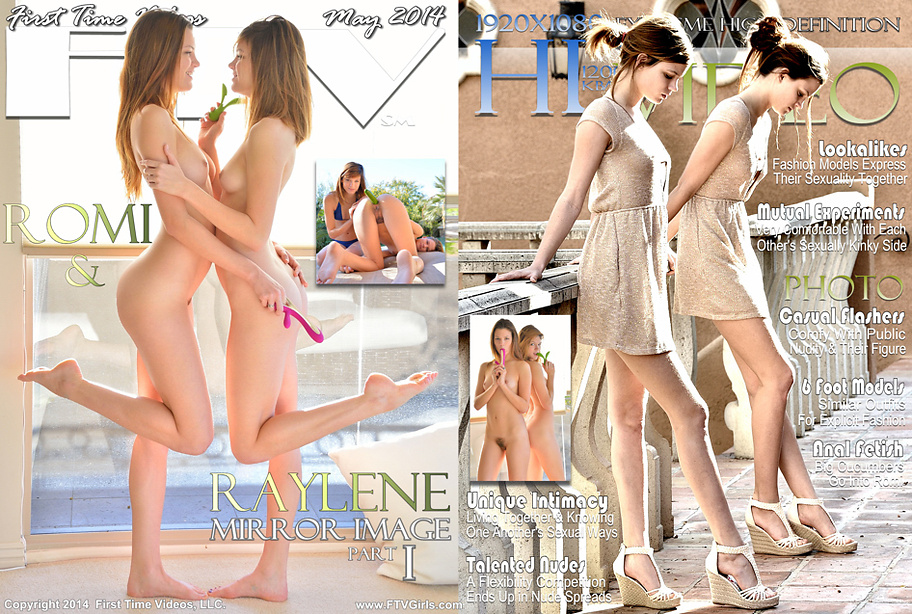 FTV Girls Raylene & Romi (May 2014)