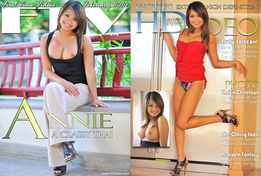 FTV Girl Annie (February 2010)