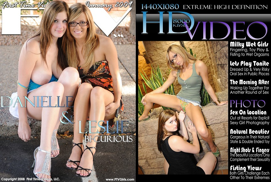 FTV Girls Leslie & Danielle (January 2009)