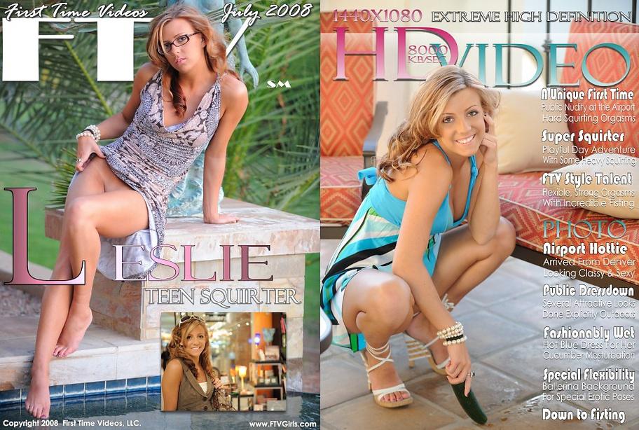 FTV Girls Leslie (July 2008)